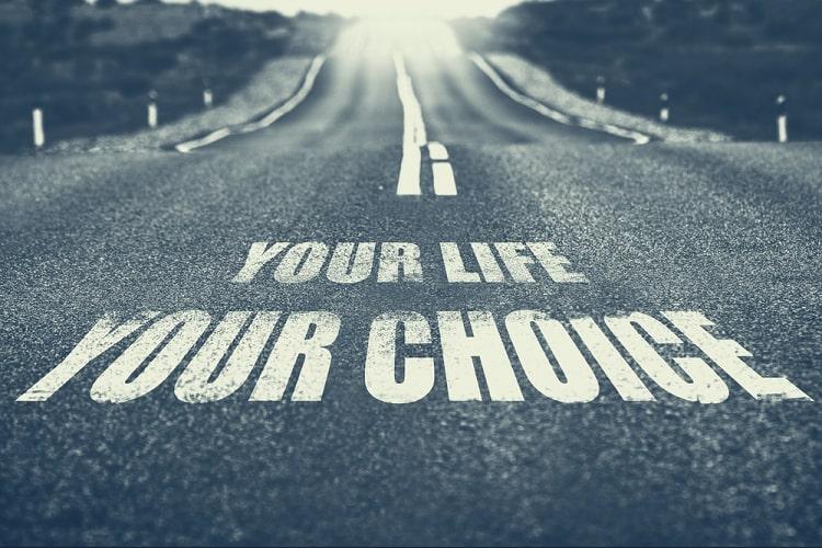 lựa chọn là ở chính bạn