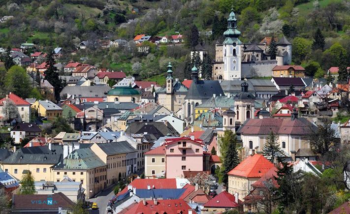 Du_lich_slovakia_Banská_Štiavnica