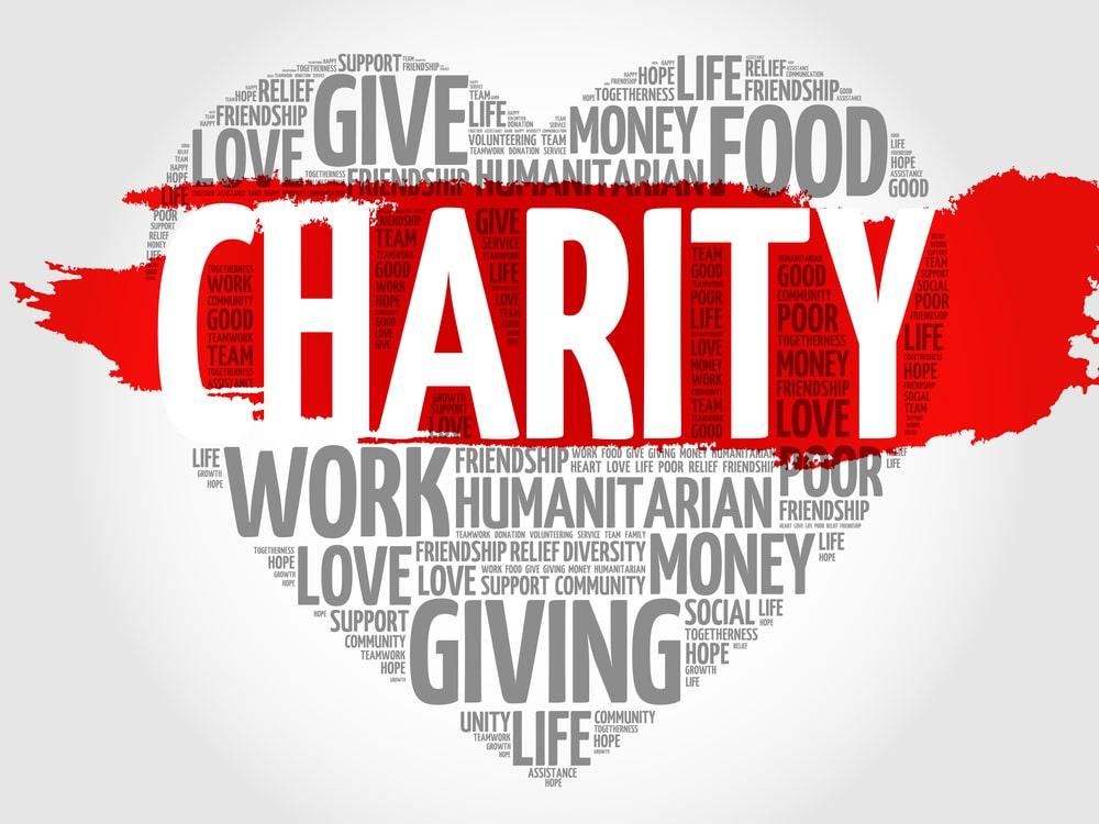từ thiện rất có ích